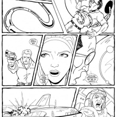 Sgt. Sasquatch issue #1, page 5